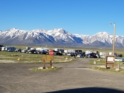 Owens River Campground
